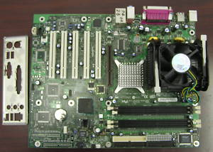 Intel D845PERL E210882 Motherboard + P4 2.8 CPU